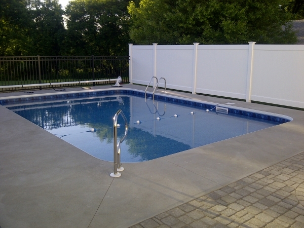 Alluring Pool Privacy Fence Pool Archives Poly Enterprises
