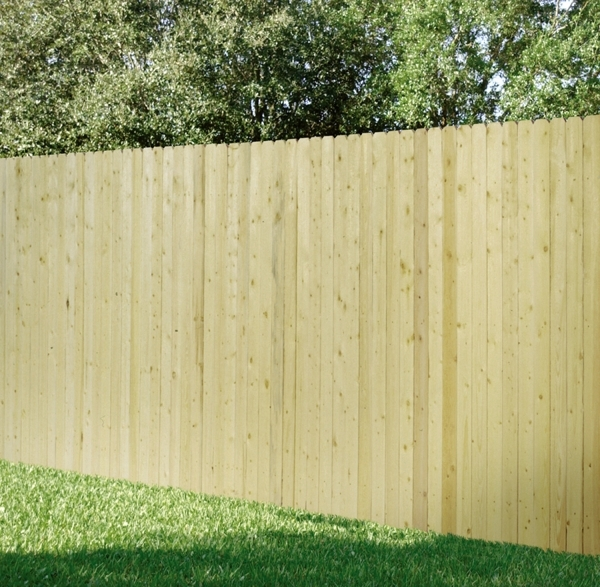 Privacy Fence Materials