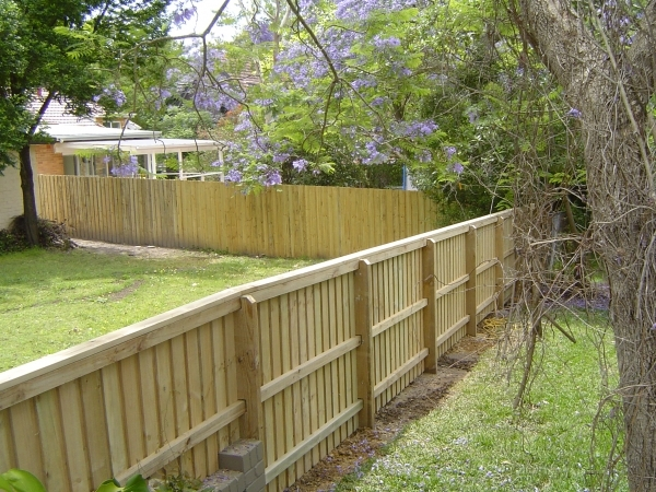 Amazing Building Privacy Fence Your Fencing Benthompson Fencing