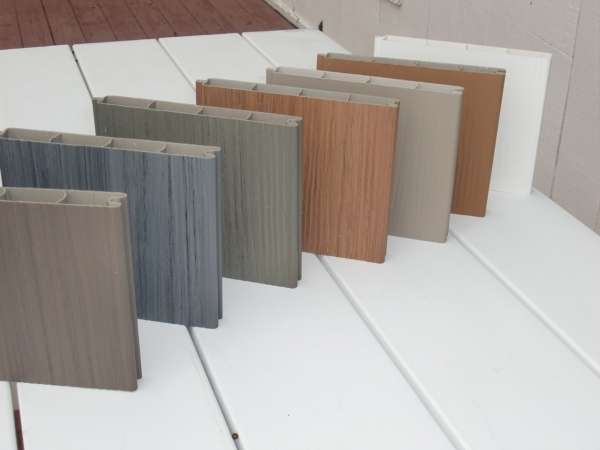 Vinyl Fence Colors