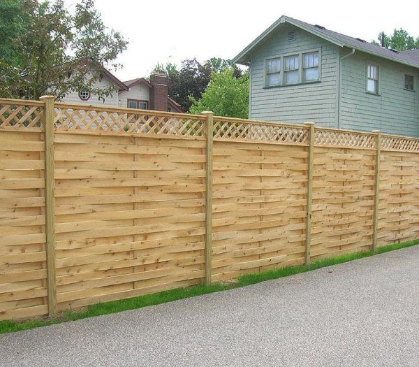 Good Neighbor Fence Design
