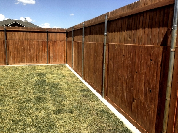 8ft Privacy Fence