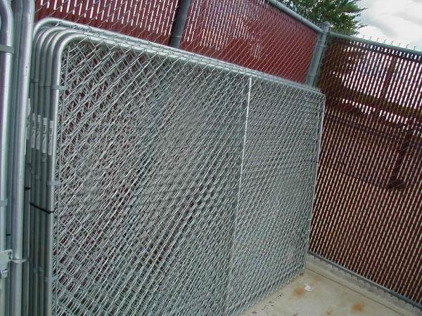 Beautiful Chain Link Fence Panel Dog Kennels Fence It