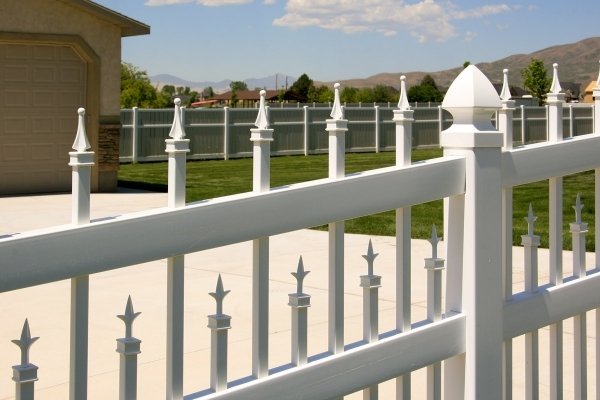 Beautiful Vinyl Fencing Utah Best Vinyl Fences Best Vinyl