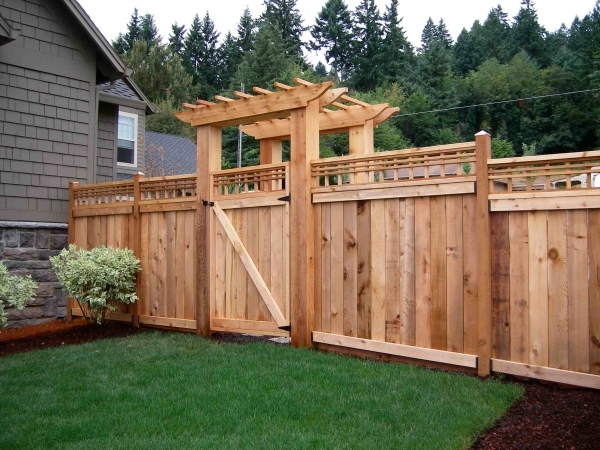 Privacy Fence Plans