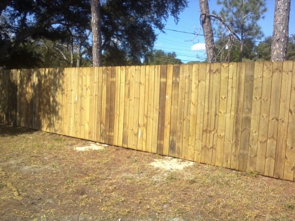 Wood Fence Panels Wholesale