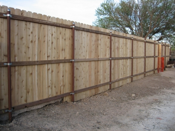 8 Foot Fence Panels