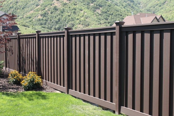 Fascinating Composite Fence Panels Trex Composite Fence Gates California39s Fence Supply