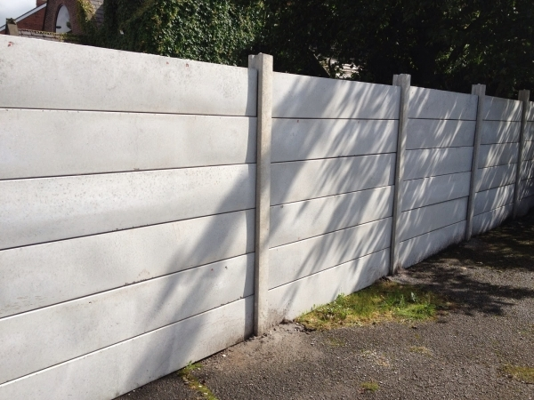 Concrete Fence Panels