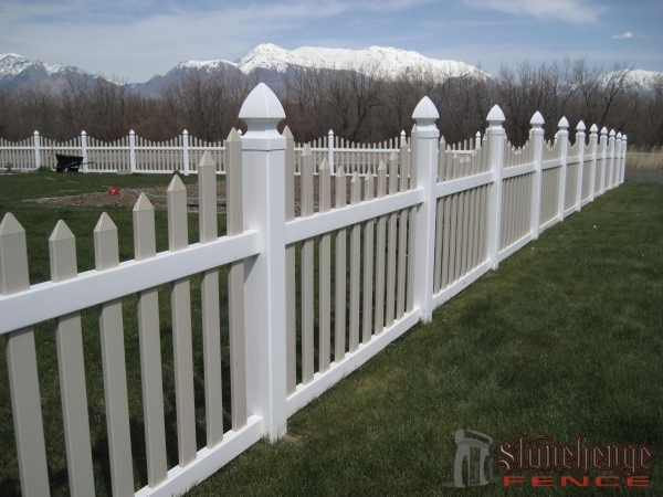 Gorgeous Vinyl Fencing Utah Utah Vinyl Fencing Contractor The Best Fences Amp Decks In Utah