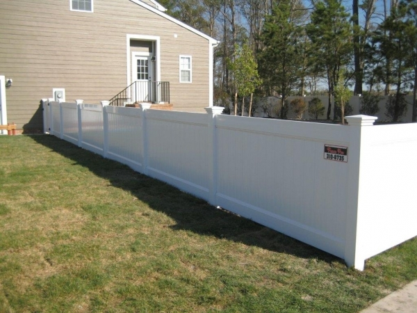 4 Ft Privacy Fence