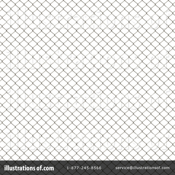 Image of Free Chain Link Fence Chain Link Fence Clipart 88814 Illustration Arena Creative
