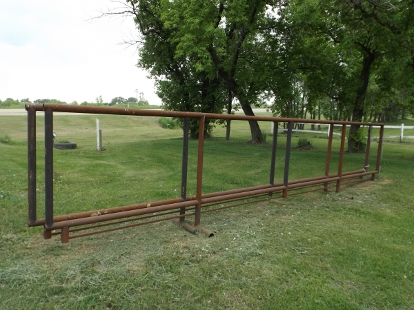 Free Standing Fence Panels