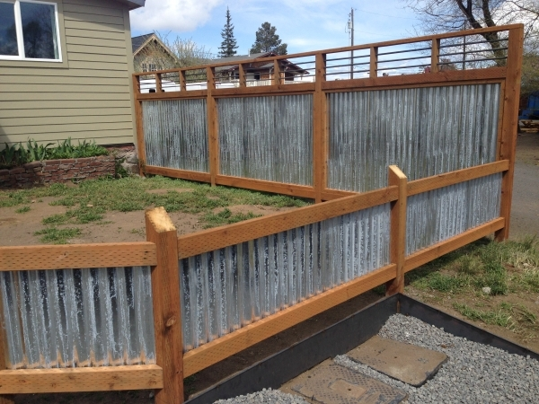 Home Depot Metal Fence Panels