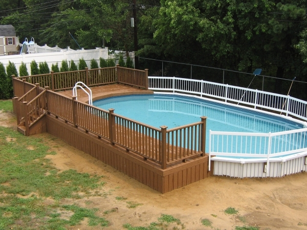 Image of Pool Privacy Fence Safety Pool Fencing Inmyinterior