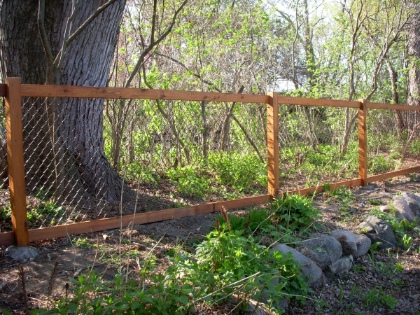 California Chain Link Fence