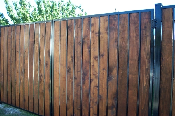 Inspiring Chain Link Fence Panel Fence Panel Gates Fences