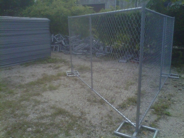 Chain Link Fence Panels For Sale