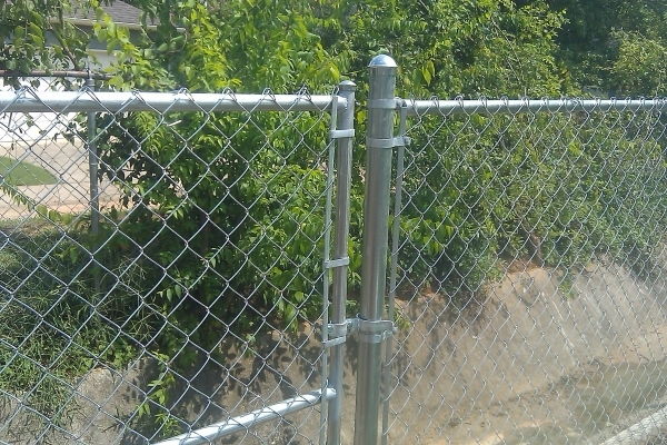 Inspiring Chain Link Fence Tension Wire The Birmingham Handyman Fence Repair Birmingham Al
