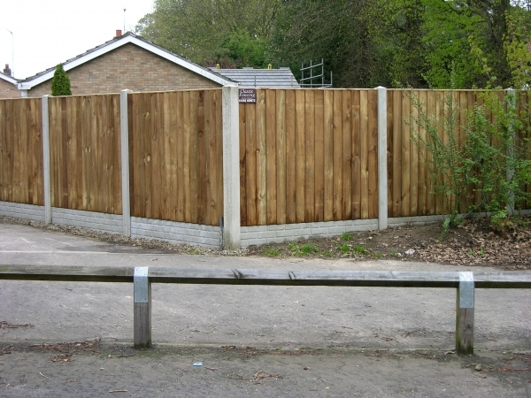 Inspiring Concrete Fence Panels Norwich Fencing Amp Fence Panels Fencing In Norwich