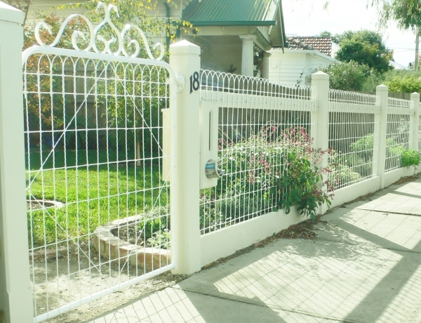 Inspiring Decorative Wire Fencing Find Wire Fencing Contractors Melbourne Fence Finder