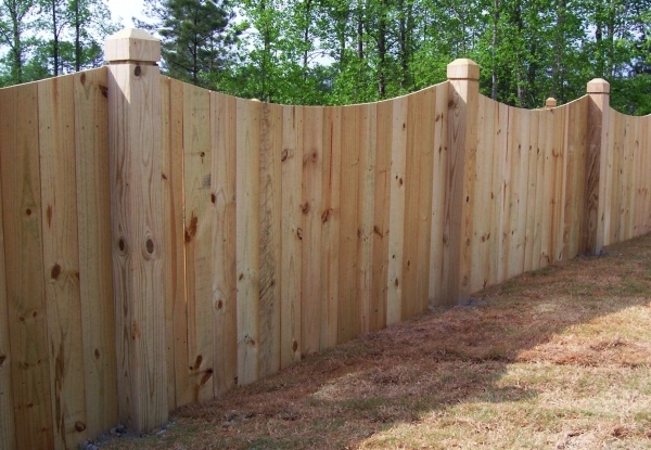 Wood For Fence