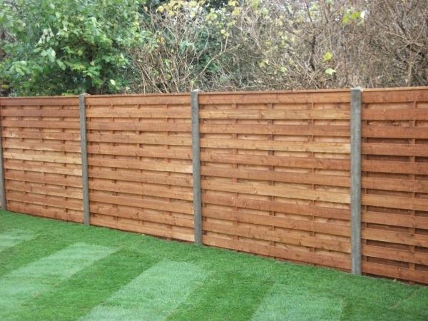 Premade Fence Panels
