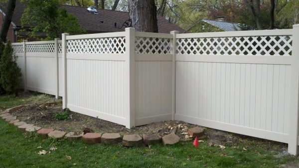 Privacy Vinyl Fence