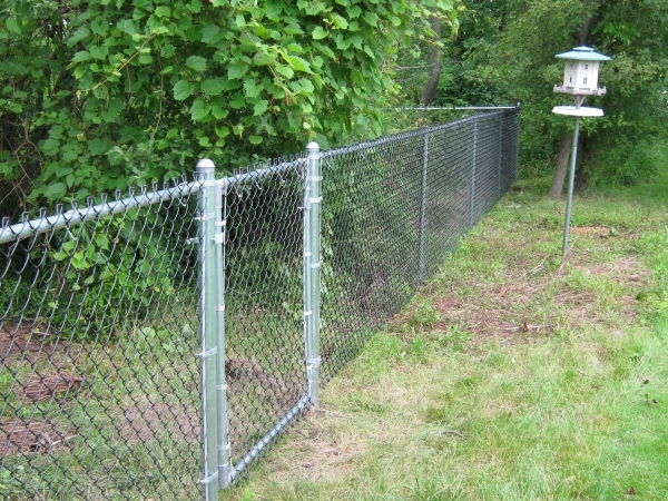 4 Foot Chain Link Fence