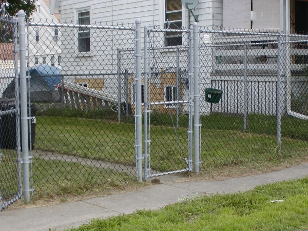 6 Chain Link Fence
