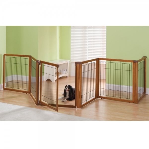 Indoor Dog Fence Ideas