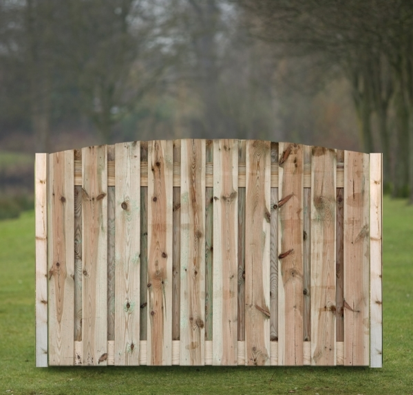 Short Fence Panels