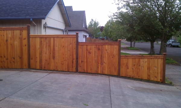 Lowes Vinyl Fence Panels