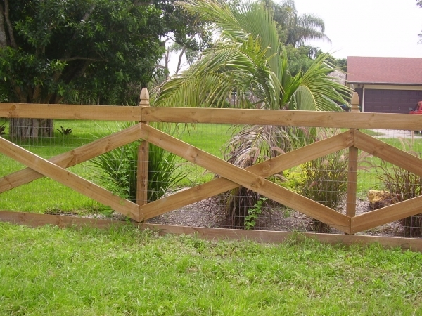 Remarkable Wood And Wire Fence Designs Fences On Pinterest Wire Fence Fence And Wood Fences