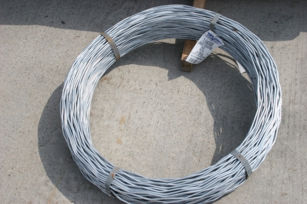Stunning Chain Link Fence Tension Wire Crimped Tension Wire 100039 Per Roll 7 Ga