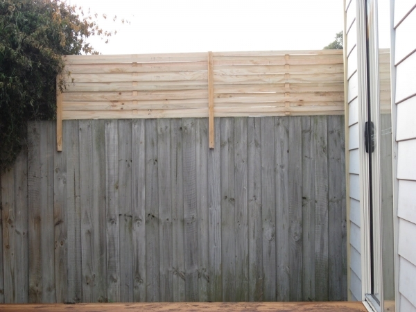 Stylish Privacy Screen Fence Timeless Traditions