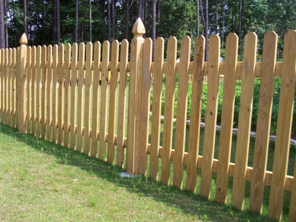 Wood Fence Pickets For Sale