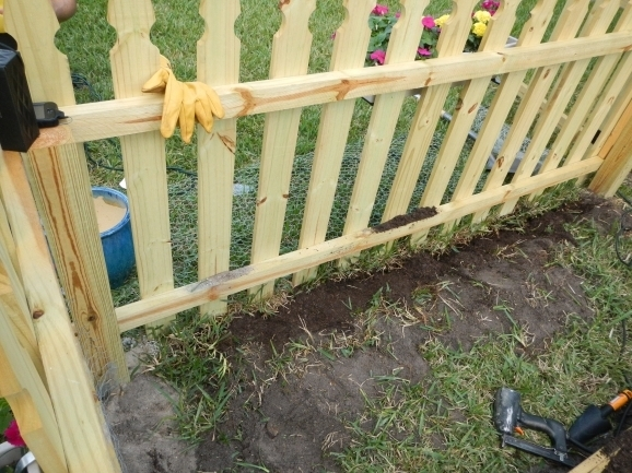 Amazing Home Depot Fencing Wire Home Depot Garden Fence Visual Designs