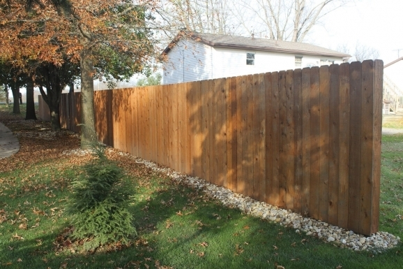 Install Privacy Fence