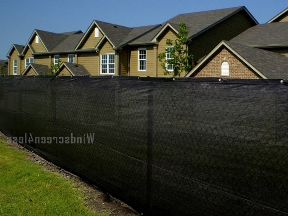 Privacy Fence Mesh