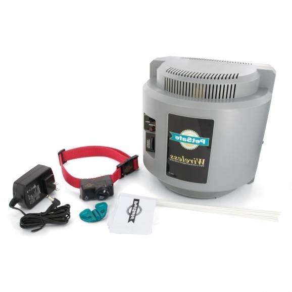 Image of Electric Dog Fence Lowes Shop Petsafe 90 Ft Static Wireless Pet Fence At Lowes