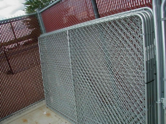 Marvelous Chain Link Fence Panels Dog Kennels Fence It