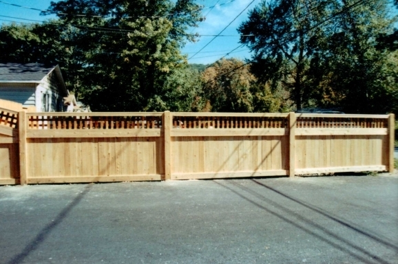 Pre Made Fence Panels