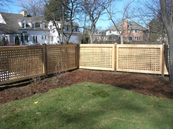 Cheap Fence Ideas For Backyard