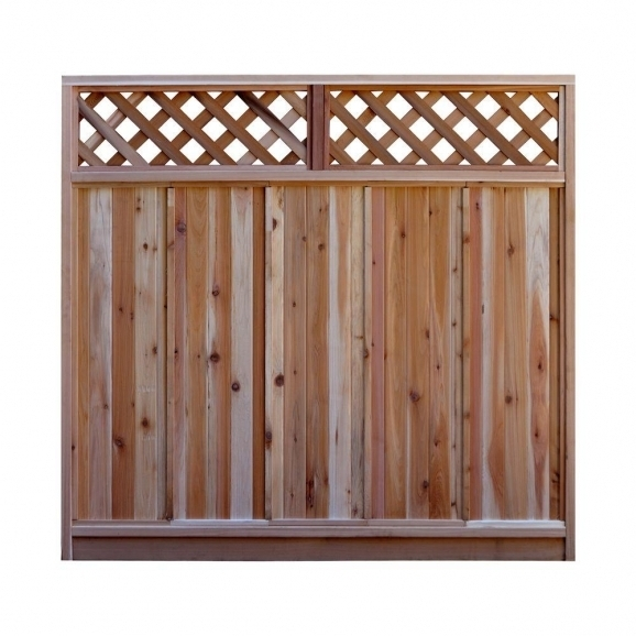 Stunning Wood Fence Panels Wood Fence Panels Wood Fencing Fencing The Home Depot
