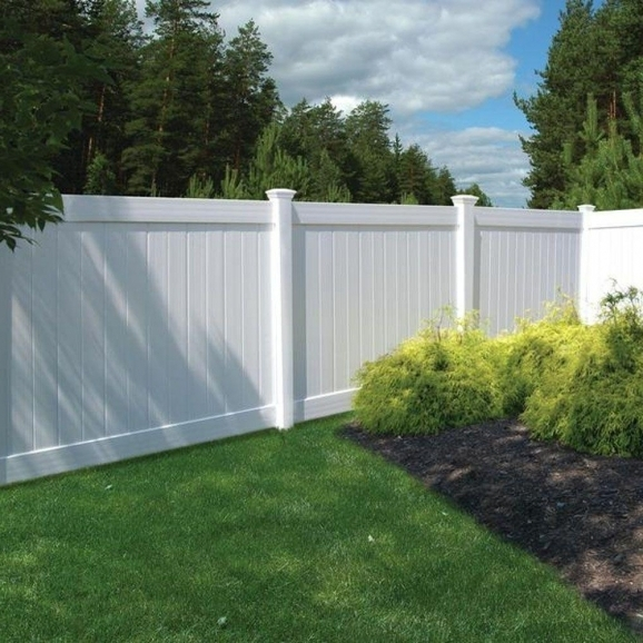 Home Depot Vinyl Fence Panels