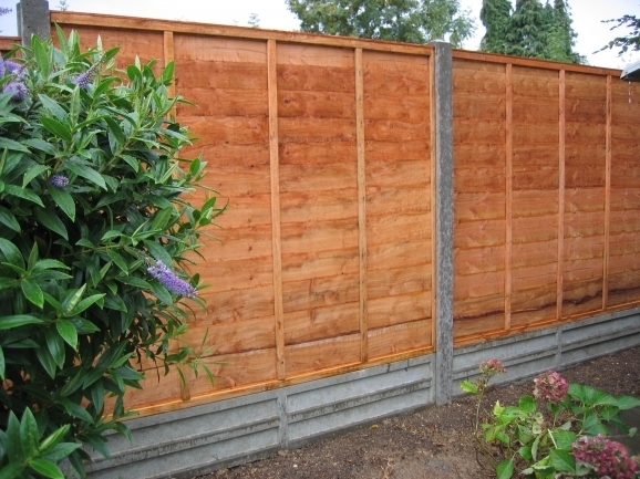 Cheap Wood Fence Panels