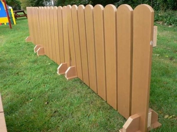 Temporary Dog Fence Ideas