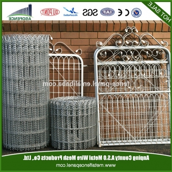 Ornamental Wire Fencing