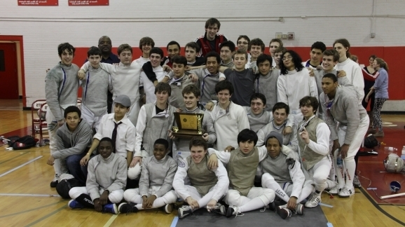 Nj High School Fencing